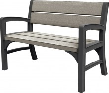 Скамья KETER Монтеро Double seat bench